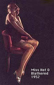 a.k.a. Miss Ohio Balderdash 1951